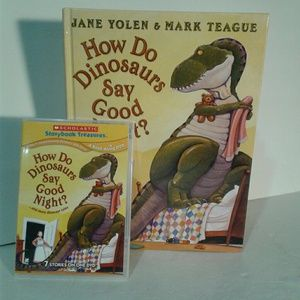 Other - How do Dinosaurs say GoodNight